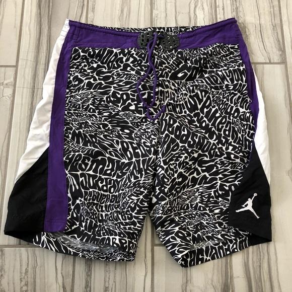 42e433c3278 Nike Swim | Final Price Jordan Trunks Euc | Poshmark